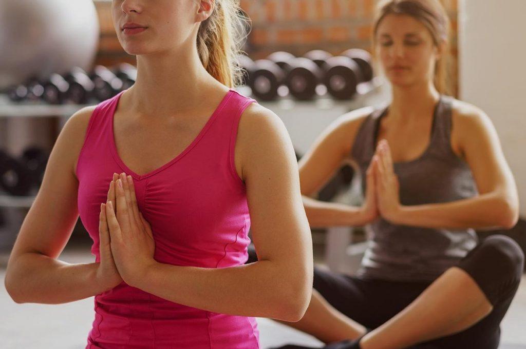 Pilates with Kim