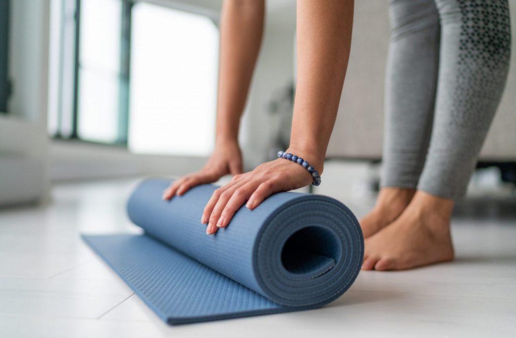 Online Pilates Class for Beginners